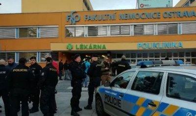 4 قتلى بإطلاق نار بمستشفى في تشيكيا