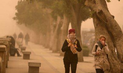 الأرصاد تحذر المواطنين من الطقس في مصر