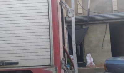 حريق داخل شقة سكنية في زحلة