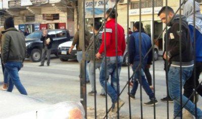 إقفال الدوائر الرسمية في حلبا
