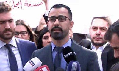 وقفة احتجاجية للفائزين بدورة كتاب العدل