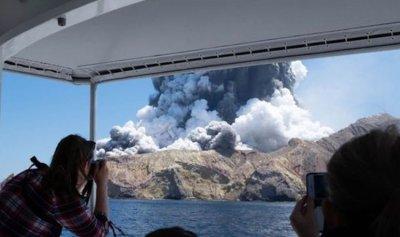 نيوزيلندا تفتح تحقيقا بشأن كارثة البركان