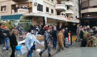 6 جرحى للجيش و5 اعتقالات في طرابلس وصربا