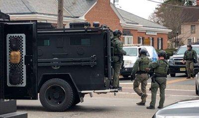 إصابة شرطي على الأقل بإطلاق نار في نيوجيرسي