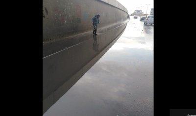 """""""قوى الامن"""": فتح مجاري تصريف المياه ليس من صلاحياتنا"""