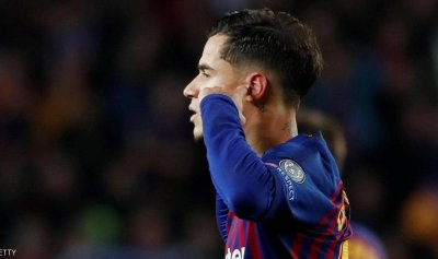 كوتينيو يغادر برشلونة؟