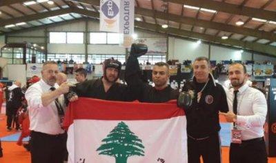 بالفيديو – بطل قوى الامن: انجاز عالمي للبنان