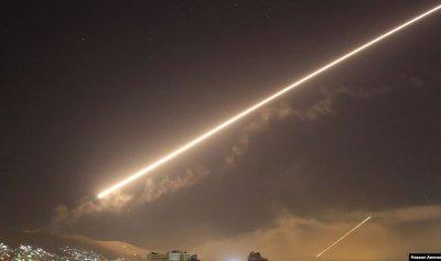 ضربة اسرائيلية من الاجواء اللبنانية على فيلق القدس في سوريا