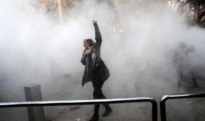 بالفيديو: اكثر من 1000 قتيل والثورة الايرانية مستمرة