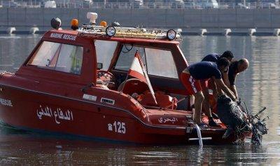 العثور على جثث 3 اطفال واب قضوا غرقا في السعديات
