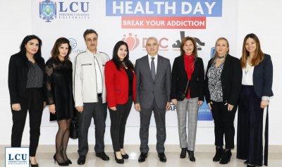 يوم صحي في الجامعة اللبنانية الكندية – LCU