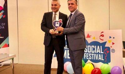 مروان الحايك أفضل مدير تنفيذي