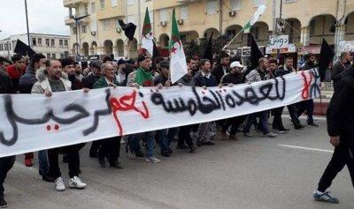 تشويش الانترنت خلال تظاهرات ضد بوتفليقة؟