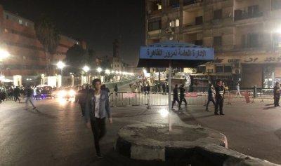 بالصور: تفجير انتحاري وسط القاهرة