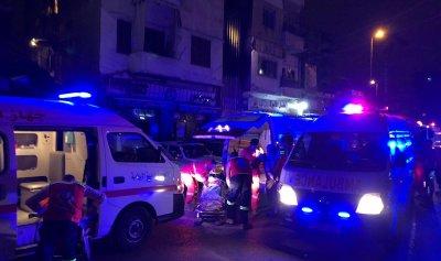 9 جرحى وحالات اختناق في حريق بطرابلس