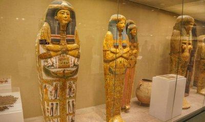 """متحف أميركي """"يعتذر"""" لمصر"""