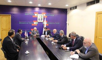 أبو سليمان: سنفعّل التفتيش لحماية اليد العاملة اللبنانية