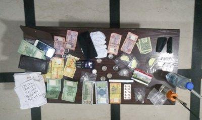 مروجا مخدرات في قبضة أمن الدولة