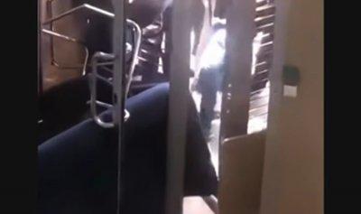 """بالفيديو: سطو """"هوليودي"""" على بنك"""