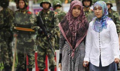 الصين تراقب 2.5 مليون مسلم