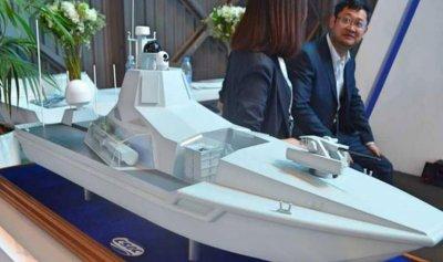 سفن روبوتية فتاكة