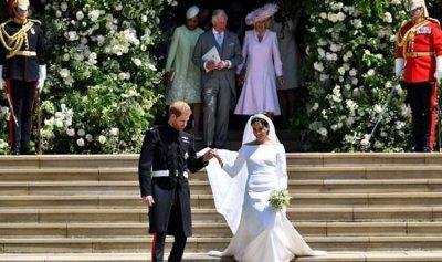 أسرار حفلات الزفاف الملكية