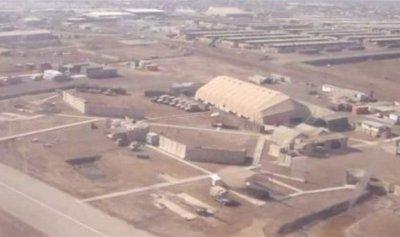 قصف قاعدة عراقية تضم قوات اميركية