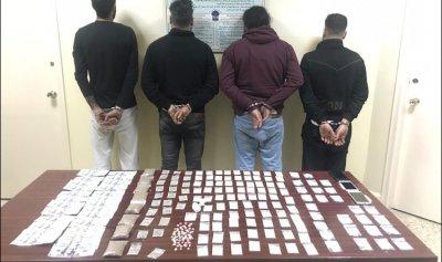 توقيف عصابة تزوير وترويج مخدرات في الكولا