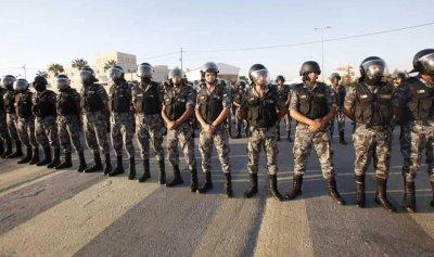 أعمال شغب شمالي الأردن