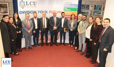 LCU تستضيف مسابقة Hult Prize