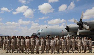 قوات سعودية تصل السودان