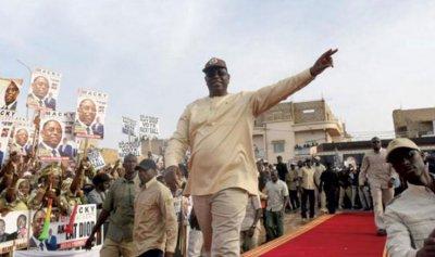 الانتخابات الرئاسية في السنغال