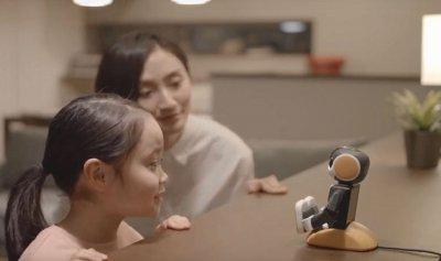 روبوت للعناية بالأطفال