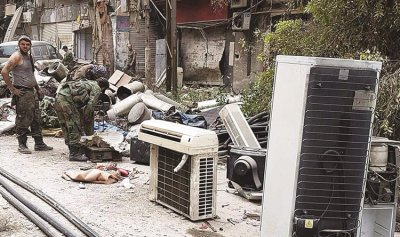 البضائع السورية المسروقة تغزو لبنان