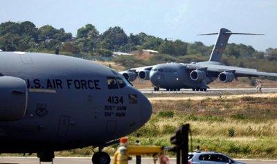 طائرات حربية أميركية تتجه إلى فنزويلا