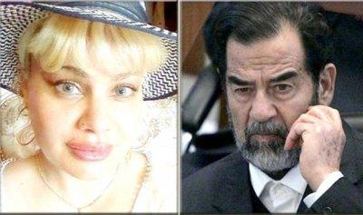 وثيقة تفضح ابنة صدام المزعومة