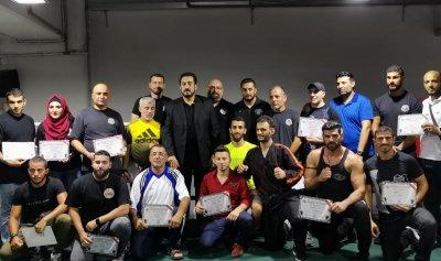 بالأسماء: النتائج الكاملة لكأس لبنان للكبار في قوة الرمي