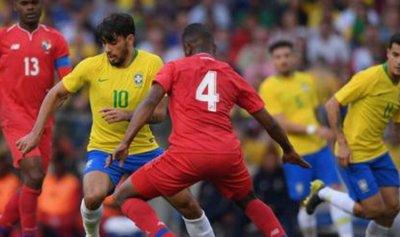 تعادل صاعق للبرازيل وتاريخي لبنما