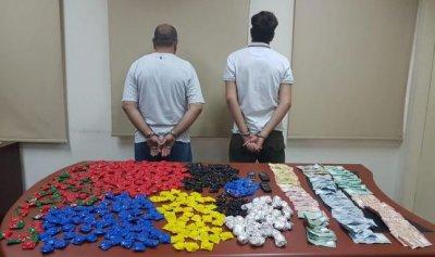 مروجو مخدرات في بيروت وجبل لبنان