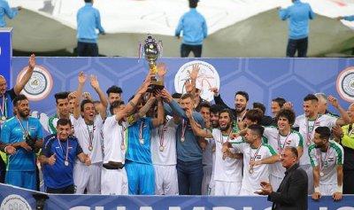 بالفيديو: العراق يتوج بلقب بطولة الصداقة الودية