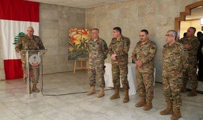 بالصور: حفل تسليم وتسلُّم عضويّة المجلس العسكري