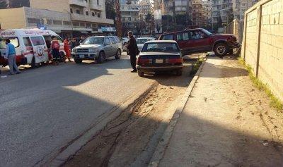 3 جرحى في طرابلس
