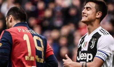 يوفنتوس يخسر بسبب رونالدو؟