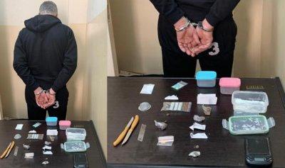 ترويج مخدرات في البوشرية