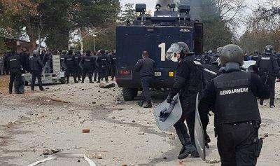 بالفيديو: انقلابات في شرطة بلغاريا!