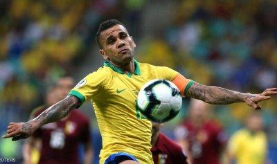 إلغاء 3 أهداف للبرازيل