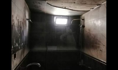 بالصورة: حريق منزل في عكار