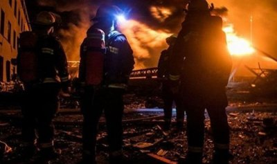 26 قتيلاً في الصين إثر احتراق حافلة سياحية