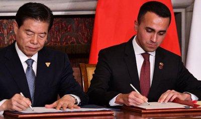 """إيطاليا تنضم رسمياً إلى """"طريق الحرير"""""""