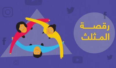"""تحدي """"رقصة المثلث"""" يغزو مواقع التواصل الاجتماعي"""